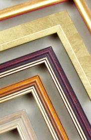 Traditional mouldings