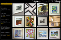 Cape Picture Framing - gallery