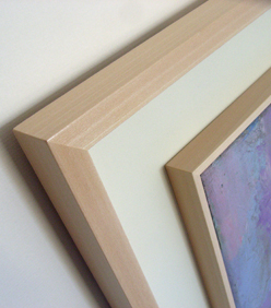 limewood moat tray frame